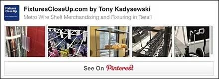 Metro Open Wire Shelving FixturesCloseUp Pinterest Board