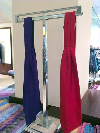 Necktie Slotted T-Stand 2