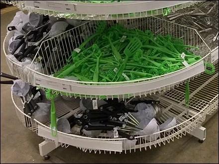 Round-End Endless Basket Island at Ikea 3