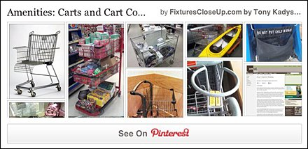 Shopping Cart Amenities Pinterest Board