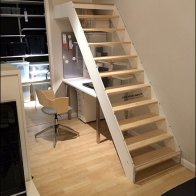 IKEA Stair as Staging