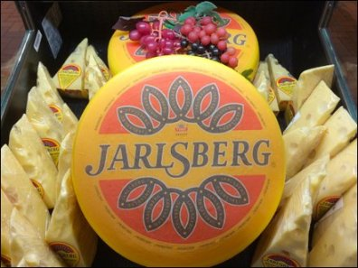 Wegman's Jalsberg Nat Cheese Wheel H