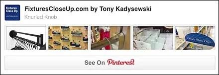 Knurled-Knob FixturesCloseUp Pinterest Board