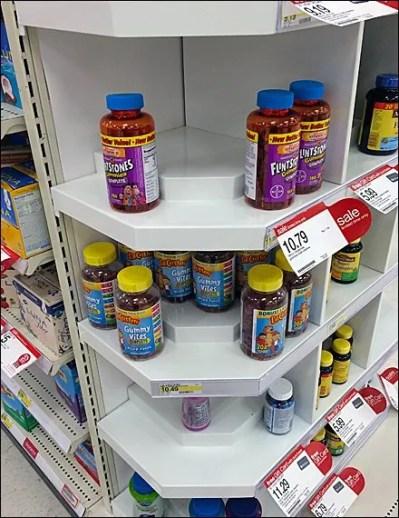 Mitre Corner Endcap Shelf 2