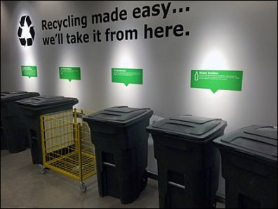 Shadowy World of IKEA Recycling