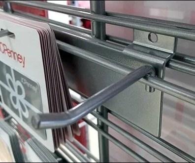 Slatwire Multi Hook for Gift Card Main