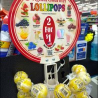 Original Gourmet Lollipop Outfitting Fixtures
