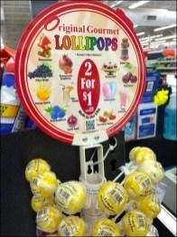 Original Gourmet Lollipop Outfitting Fixtures