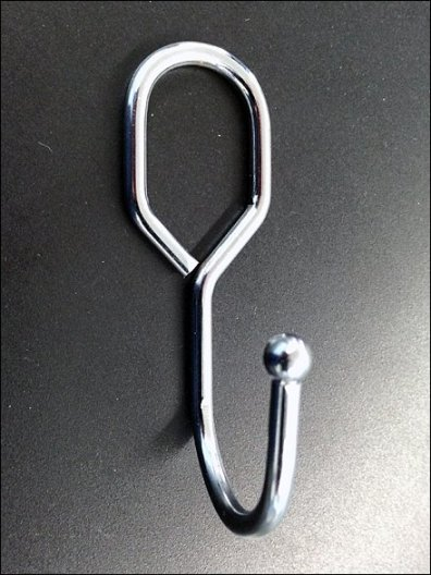 Ball-End J-Hook for Hang Rod