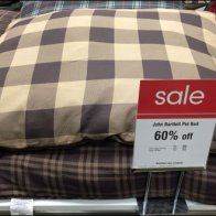 John Bartlett Branded Pet Bed