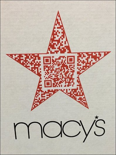 Macys Individualized QR Code 3