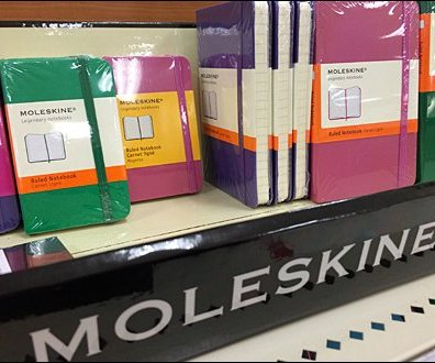 Moleskine Mass Merchandised 3