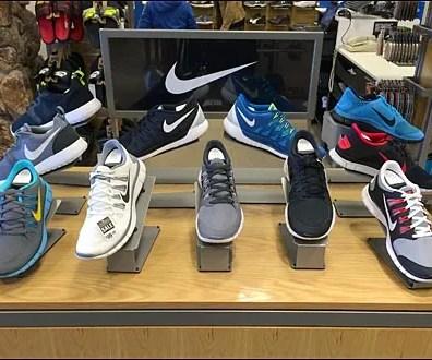Nike Non-Slip Grips for Shoe Pedestals 1