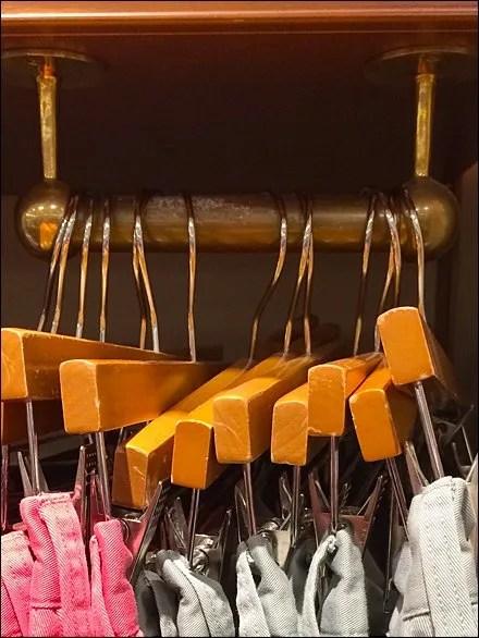 Polo Under-Shelf Hang Rod