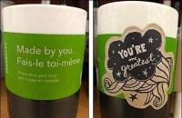Starbucks In-Store Do-It-Yourself Coffee Mug
