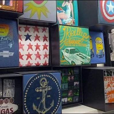 T-Shirt Cubes at Macys 2