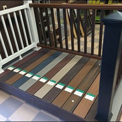 Color Coded Decking 1