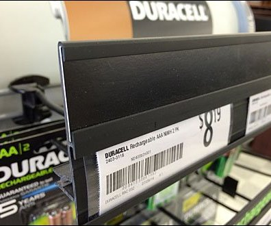DuraCell Multi-Channel Label Strip 3