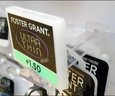 Foster Grant Brand Bump Main