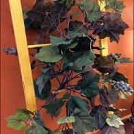 Ladder as Floral Trellis CloseUp