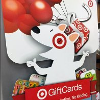 Target Juggling Dog Mascot Gift Card Main