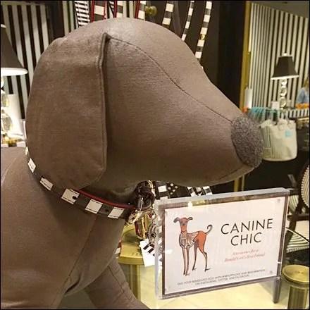 Henri Bendel Canine Chic