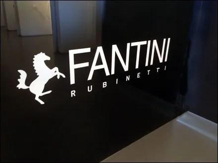 Fantini B&W Store Branding