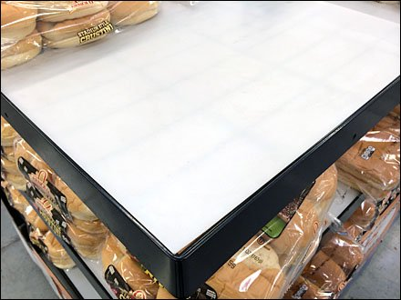 Hamburger Bun Shelf Overlay Down