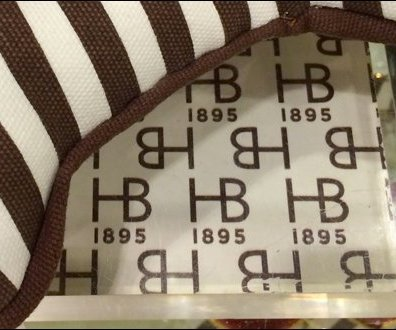 Henri Bendel Shelf Paper Branded