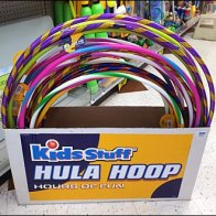 Hula Hoop Point-of-Purchase PrePack CloseUp