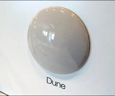 Kohler Porcelain As Physical Color Samples