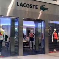 Lacoste Entry Branding Overall