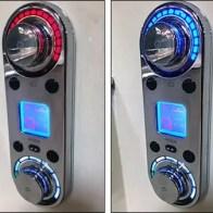Showroom Shower Test Chamber Controls