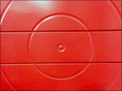 Concentric Ring Slatwall by Windmill Slatwall 2