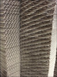 Patterns in Fluted Corrugated