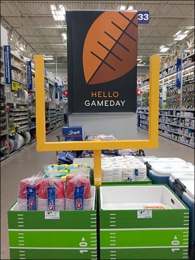 Hello Gameday Sale Goal 2