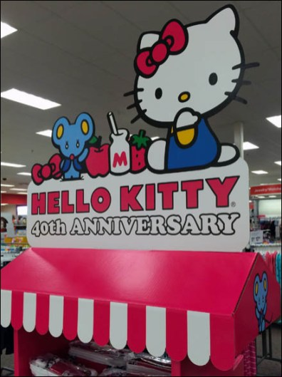 Hello Kitty 40th Anniversary 4