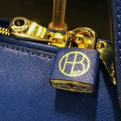 Henri Bendel Purse Lock Main