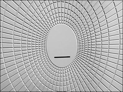 Mandela Concentric Slotwall by Windmill Slatwall 1