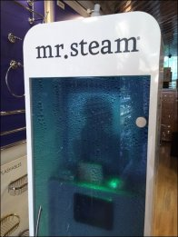 Mr Steam Condensate Point of Purchase 1