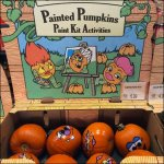 Painted Pumpkin Kids Activity Promo Square