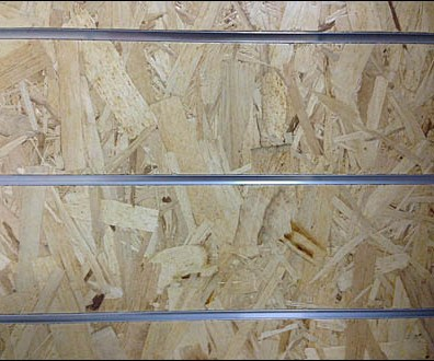Particle Board Slatwall by Windmill Slatwall