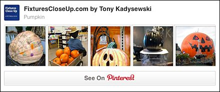Pumpkin Pinterest Board
