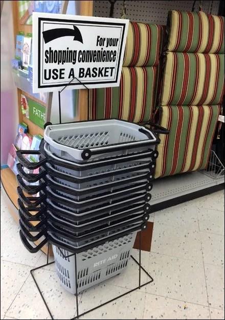 Shopping Basket Presentation