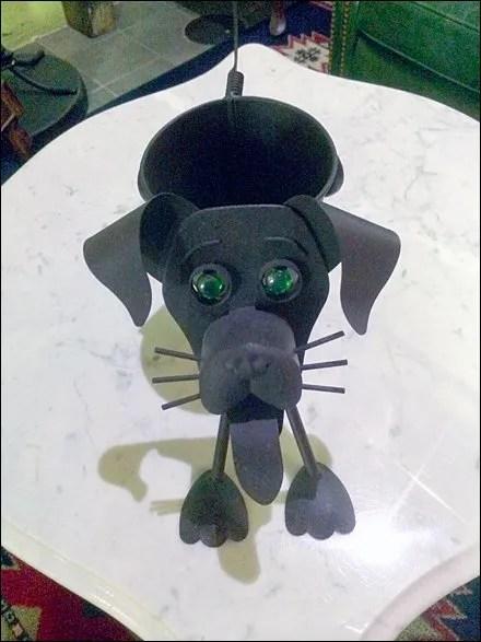 Sitting Area Watchdog Front