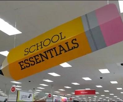 Target Back-t0-School Pencils 6