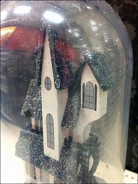 Haunted House In A Bottle Bell Jar