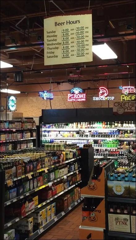 Wegman's Sunday Beer Hours If You Need Them