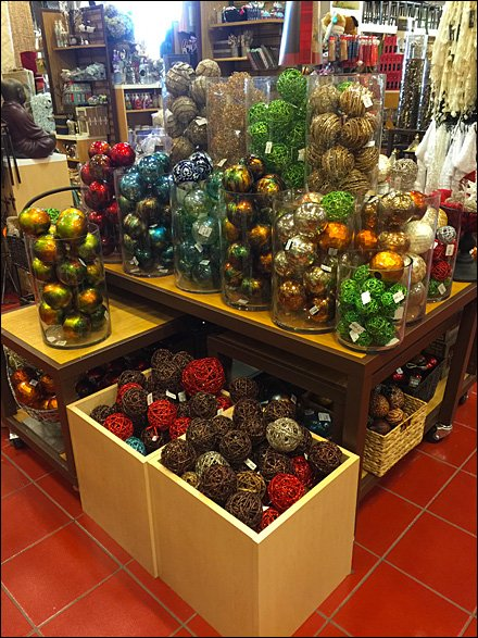 Xmas Spheres Not Xmas Balls