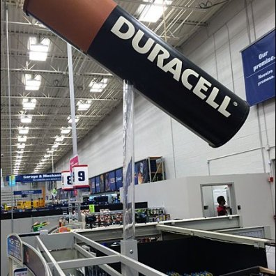 Duracell Invisible Alternative 1